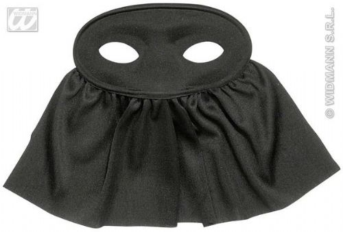 Eyemask Veiled Black Eye-Mask Masquerade Ball Mask Fancy Dress